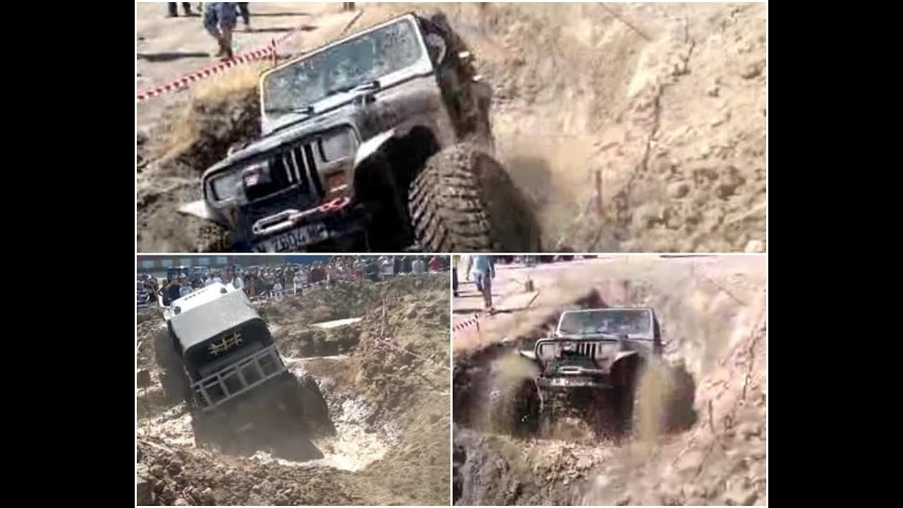 coches trial 4x4 extremo brunete 2012 lomejor sobre agua y barro jeep wrangler youtube. Black Bedroom Furniture Sets. Home Design Ideas