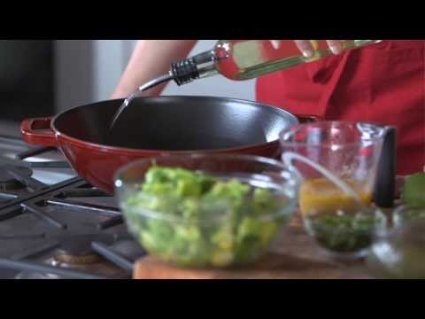 Get to Know the Staub Perfect Pan | Williams-Sonoma