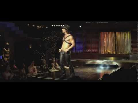 Magic Mike Channing Tatum   Dancing While Cody Horn Watches HD