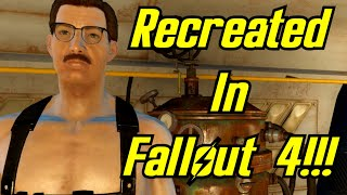 Breaking Bad Season 1 Trailer Remade in Fallout 4 (MODS!)