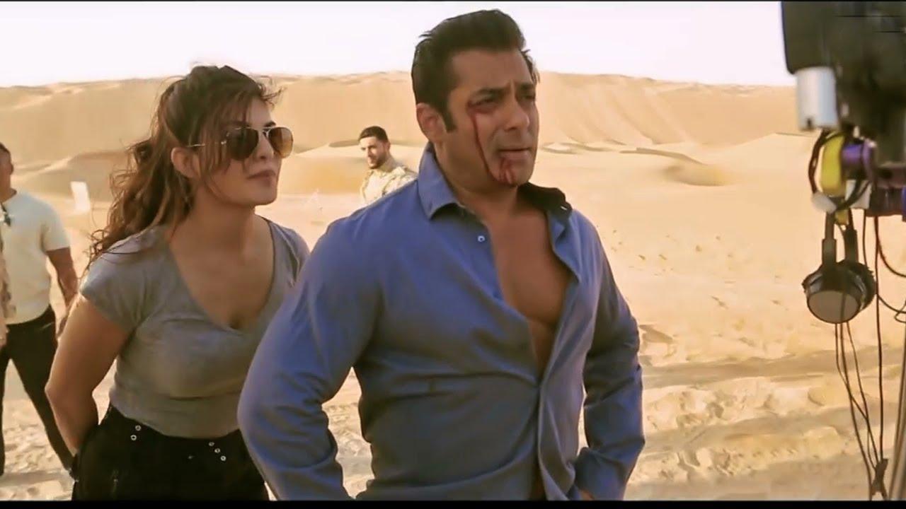 Download Race 3 Salman khan and jacqueline fernandez action scene in race 3