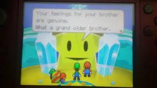 Mario's a psychopath?  I think not.