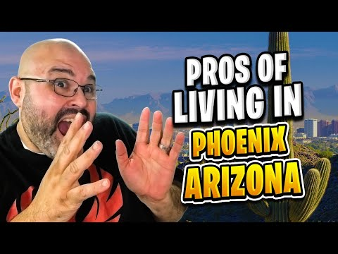 Living in Phoenix Arizona (2018)  - Part 1 of 2