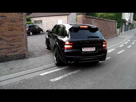 Porsche Cayenne Techart Magnum: Sound 'HD'