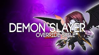 [Reboot] Demon Slayer OVERRIDE 5th Job Skill Showcase