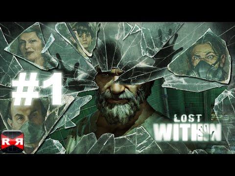 Lost Within (by Amazon Game Studios) - Prelude - iOS / Amazon - Walkthrough Gameplay Part 1