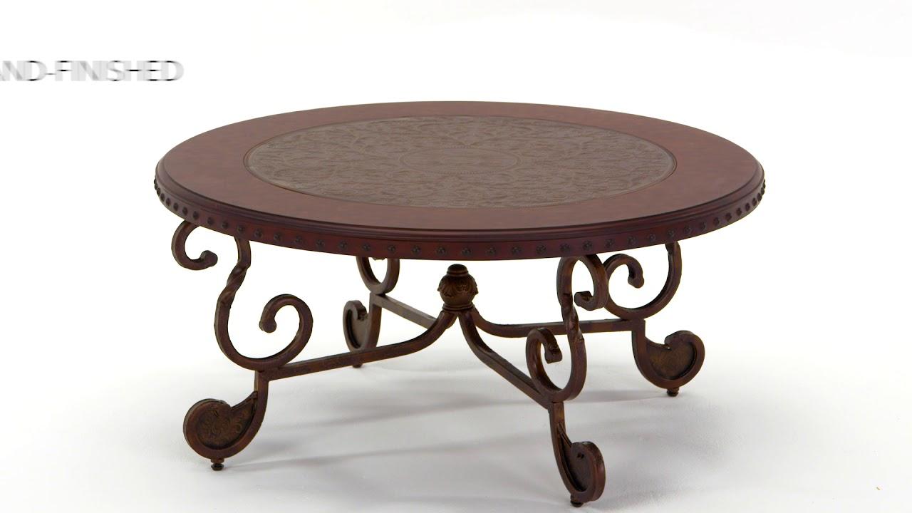 Ashley HomeStore Rafferty Coffee Table YouTube - Ashley rafferty coffee table
