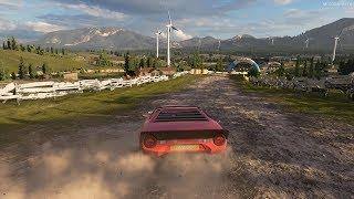 Gran Turismo Sport - Lancia Stratos '73 Gameplay [4K PS4 Pro]