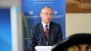 Wojewoda mazowiecki o ostro��ckiej obwodnicy (18.02.2015)