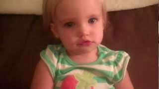 16 month old talking
