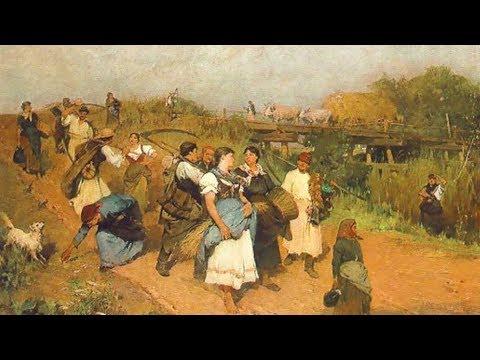 Hungarian folksongs (Magyar Népdalok)