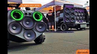 PRV Audio - Slamology 2019 - Lucas Oil Raceway