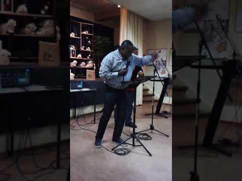Prediking van ps. Felix tijdens laatste gebedsdienst van het jaar 2017