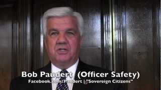 Bob Paudert: Sovereign Citizens (Freemen of the Land) Toronto Intl Fugitive Investigators Conference