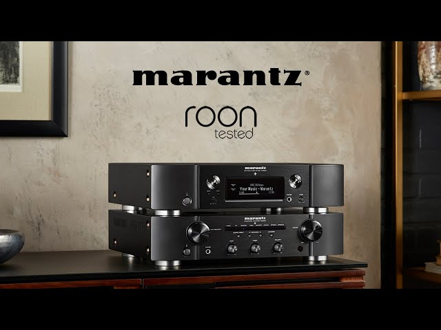 Marantz — How to Use Roon Tested for Your Marantz Product