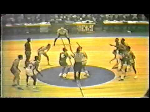 1966 EDSF Gm. 4 Celtics vs. Royals (2/4)