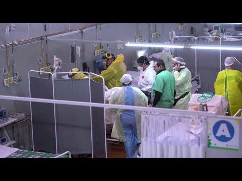 Общее число инфицированных коронавирусом по всему миру превысило 5 миллионов 200 тысяч человек.