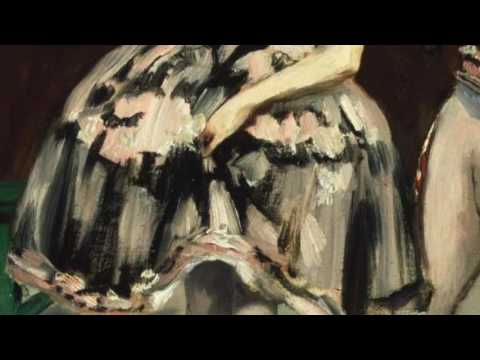 Le ballet espagnol – Edouard Manet