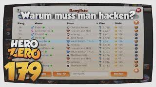 HeroZero Hack? Nicht mit mir! #179 - Let's Play HeroZero