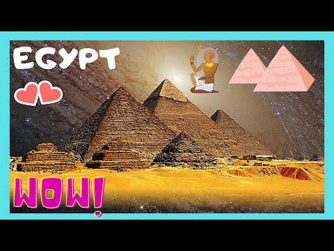 EGYPT, the GREAT PYRAMID of KHUFU (CHEOPS), world's largest & most famous (GIZA)