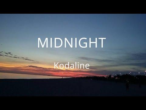 Midnight- Kodaline (lyrics/sub esp)