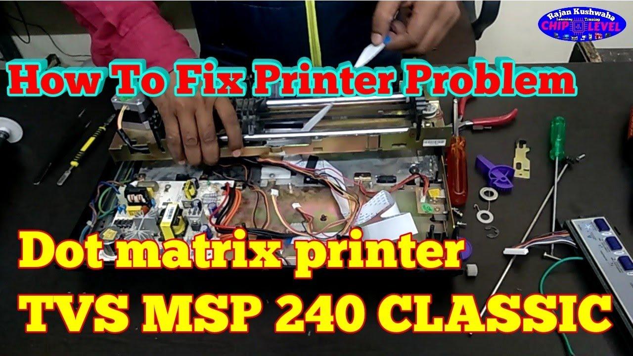 MSP240 CLASSIC PRINTER DRIVERS UPDATE