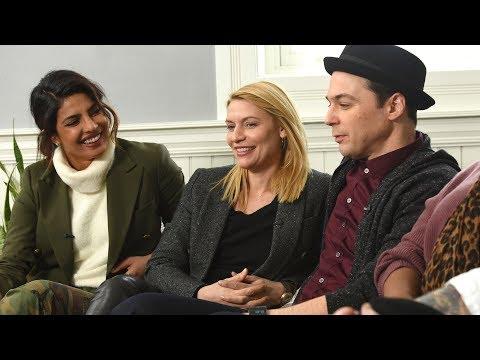 Jim Parsons, Priyanka Chopra & Claire Danes 'A Kid Like Jake' - Variety Studio Sundance