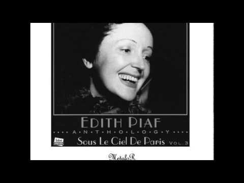 Édith Piaf – Sous le ciel de Paris