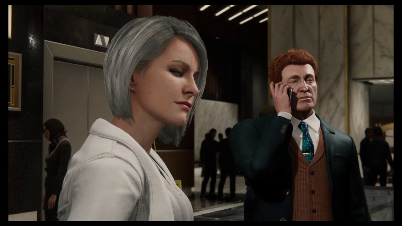 Marvel S Spider Man Mj Breaks Into Norman Osborn