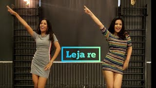 Leja Re | dhvani bhanushali | ft. Avika Gor & Krutika Solanki  Choreography | Wedding Choreography
