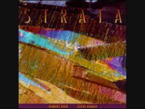 Robert Rich / Steve Roach ~ Strata ~ full album