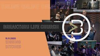 15 November 2020 || Sunday Live Stream