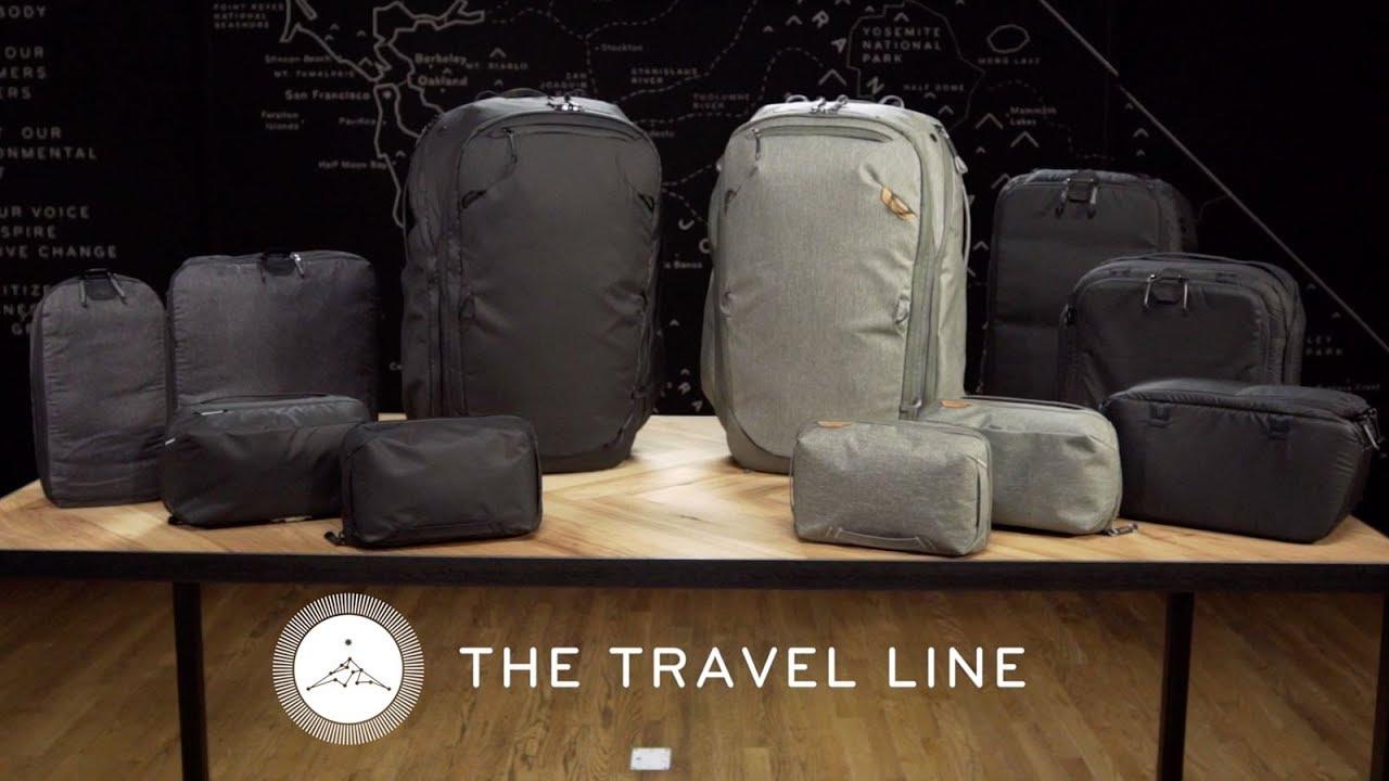 The Travel Line by Peak Design - YouTube 74ba28278c228