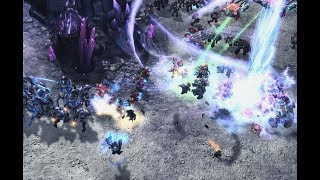 P - PartinG (P) v INnoVation (T) on World of Sleepers - StarCraft 2 - Legacy of the Void 2020