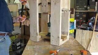 Steam Bending An Oak Chair Back  Www.markhaglundsfurniture.com