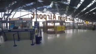 Airport Cologne - A Walk Inside (2016)