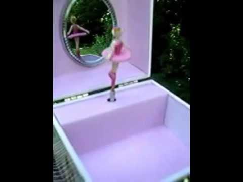 Fairy Music/Jewelry Box