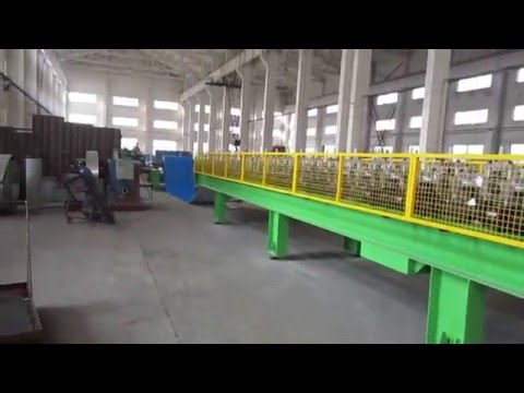 30 200 profile sheet roll forming machine with flying cut