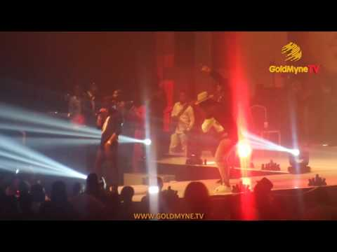 BURNA BOY, WIZKID AND 2FACE' PERFORMANCE @ 2FACE' 'FORTYFIED' CONCERT