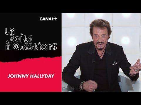 BAQ / La Boîte à Questions / Johnny Hallyday