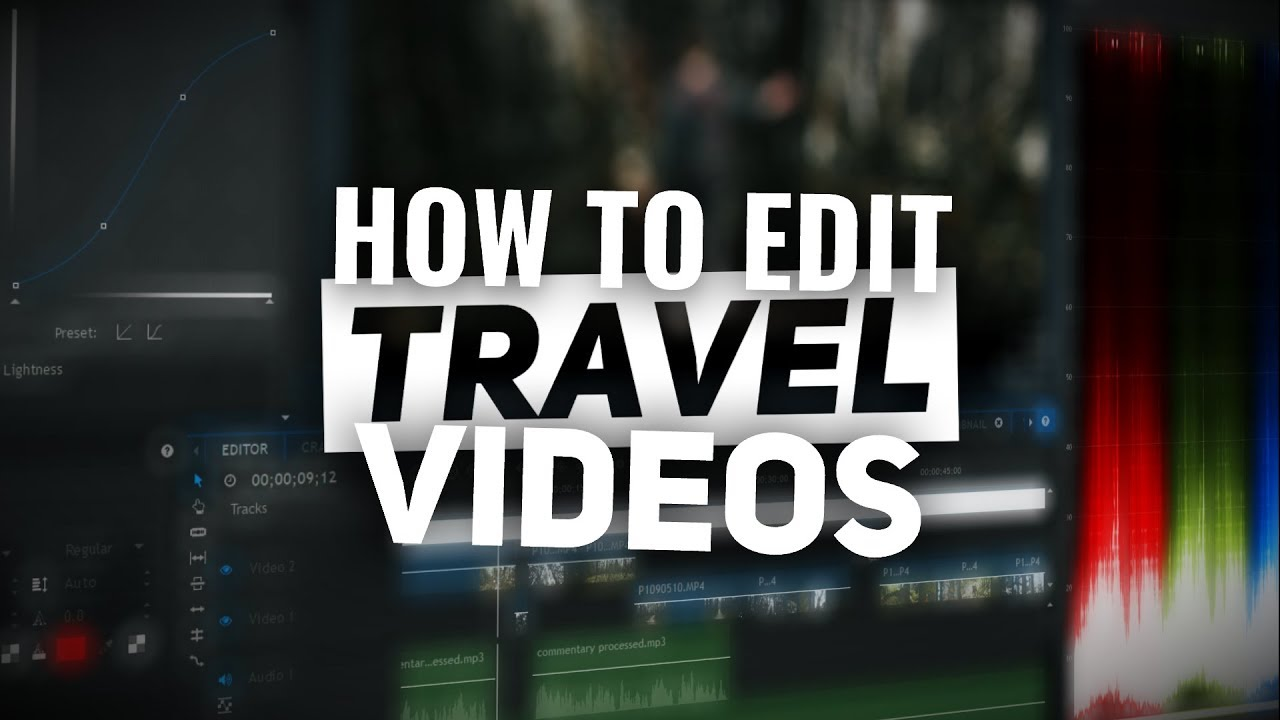 Download How to EDIT a great TRAVEL VIDEO