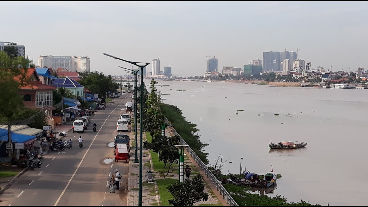 Image result for The Changing Phnom Penh Skyline