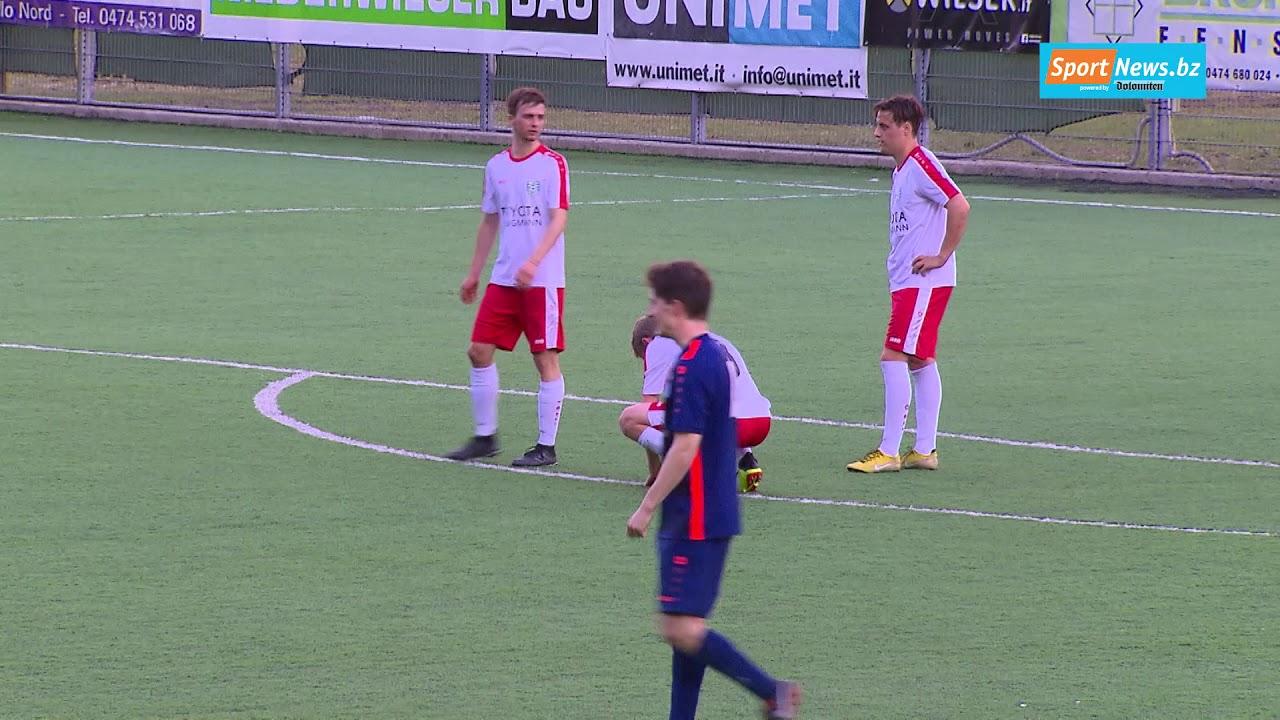 Landesliga: Ahrntal - Stegen 1:1, 24.03.2019
