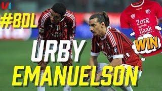 Emanuelson: 'Zlatan Ibrahimovic Kieperde Gattuso zo de Prullenbak in!'