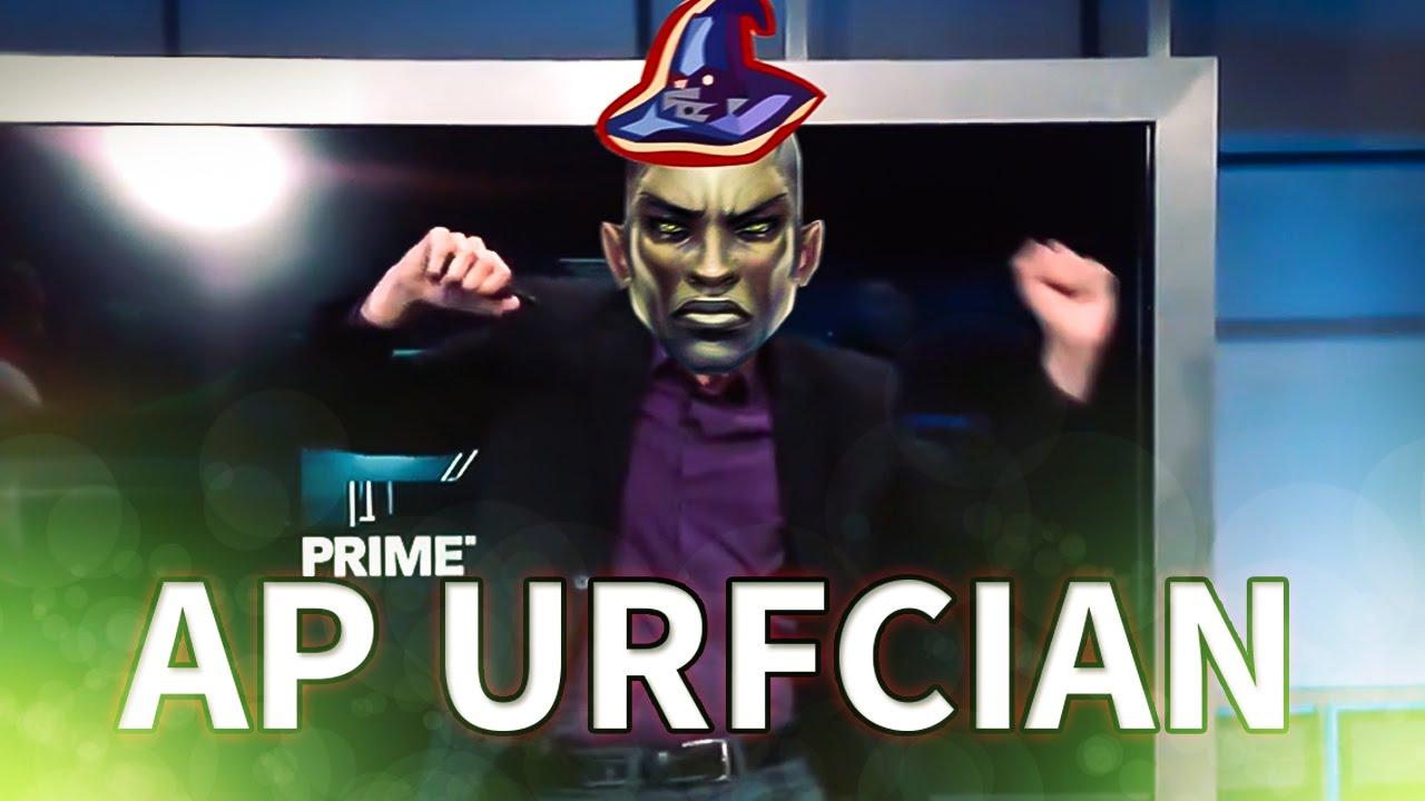 Sức mạnh kinh khủng của Lucian lên Full AP