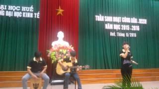 Nụ cười Việt Nam - Bé Đỏ Guitar HCE