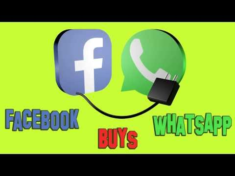 Facebook buys Whatsapp!!!