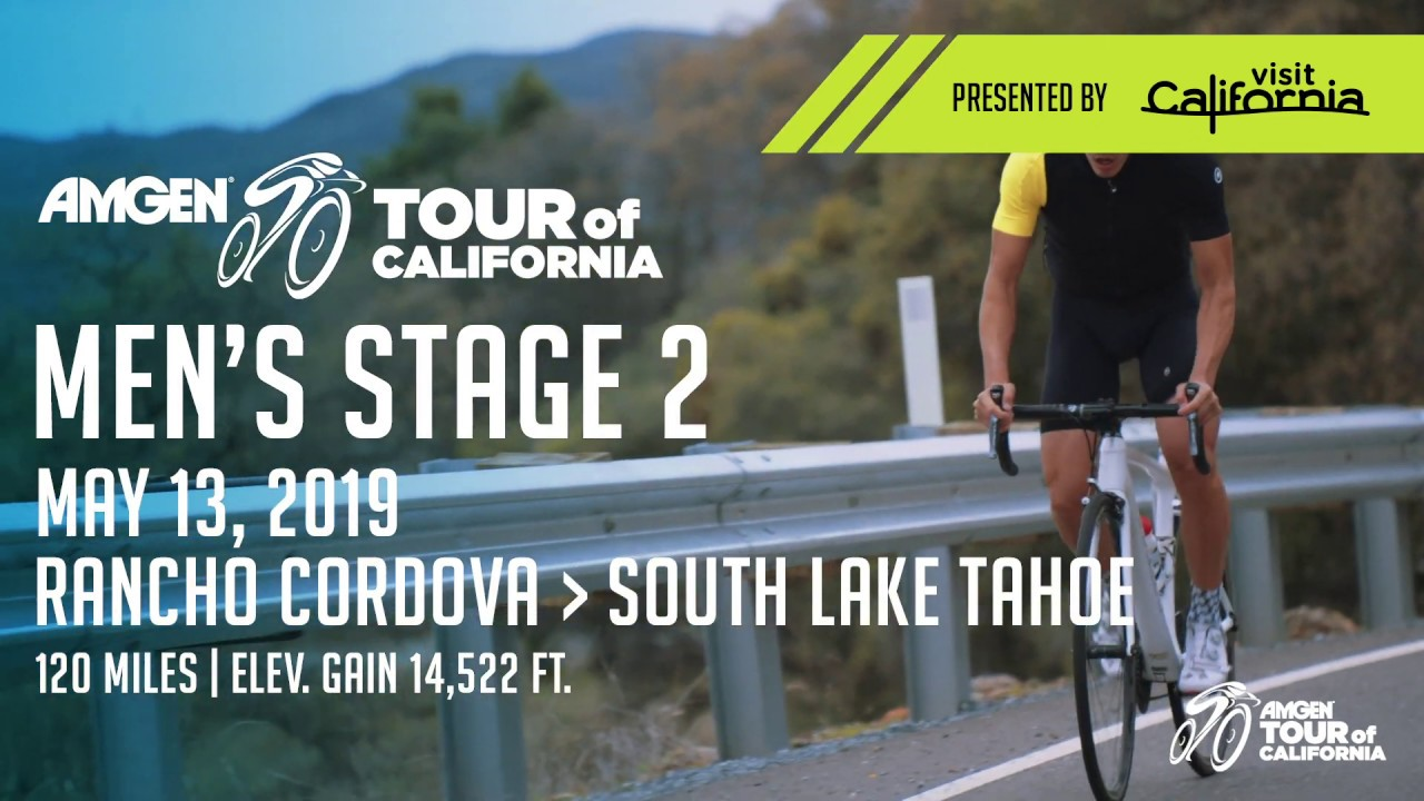 Men's Stage 2 | May 13, 2019 | Amgen Tour of California