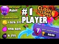 """Clash of Clans - #1 PLAYER ATTACKED! """"WORLD RECORD HOLDER RAIDED"""" Legends League's Finest Destroyed"""