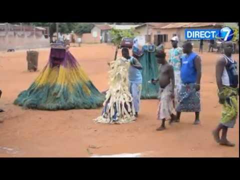 Mystères du vodou au Togo